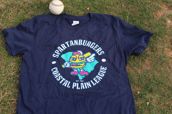 Picture of Navy Short Sleeve T-Shirt