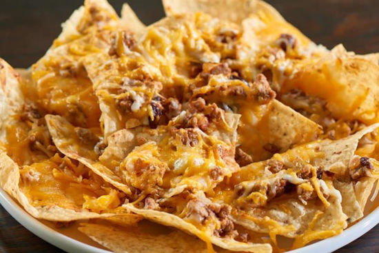 Picture of Nachos W/ Cheese