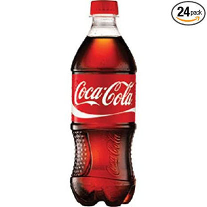 Picture of 20 Oz. Soda or Water
