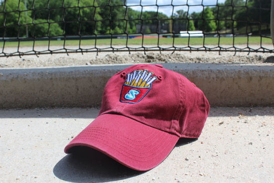 Picture of Dad Cap - Red